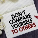 Writing,Note,Showing,Don,T,Not,Compare,Yourself,To,Others.